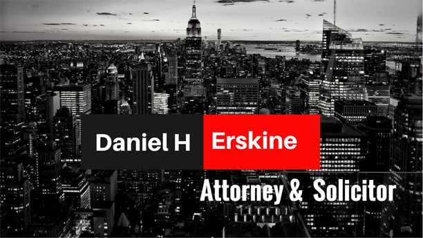 Daniel H Erskine Attorney and Solicitor